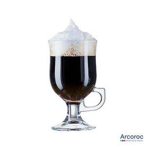 Irish Coffee met oor Arcoroc 24cl