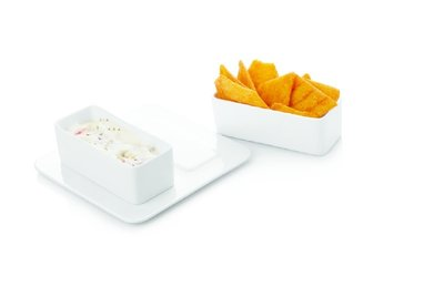 Fest Chip&Dip set 3dlg 130x130x10mm
