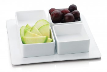 Fest snack set 5dlg 200x200x30mm