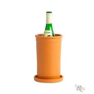 Terracota wijnkoeler