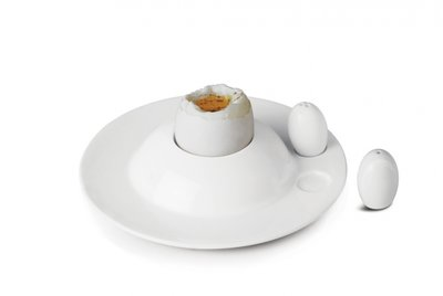 Eierdop en peper- zout set mini Itchy