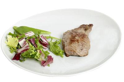 Steak - visbord 30,5cm Saturnia