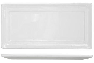 Rechthoekig bord Kara 9x18 cm