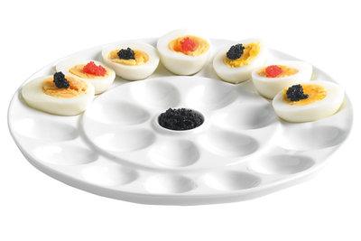Presentatiebord 26 cm voor eieren