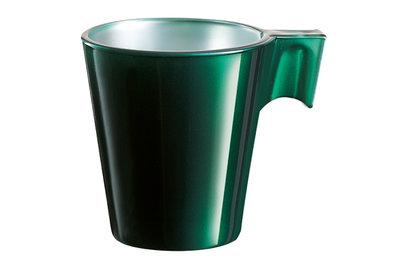 Espresso kopje 8 cl Flashy groen