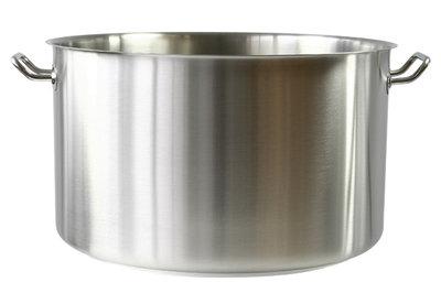 Kookpan RVS 59 liter CT PROF