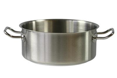 Kookpan RVS 4,75 liter CT PROF