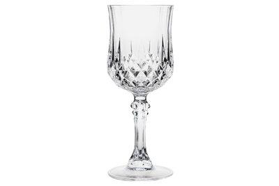 Wijnglas 25 cl Longchamp Cristal d'Arques