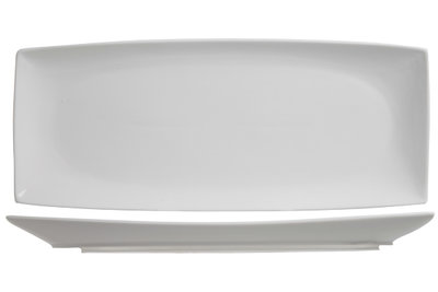 Plat bord rechthoek Avantgarde 30,5 x 13 cm