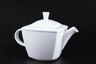 Theepot 40 cl vierkant Lubiana Victoria