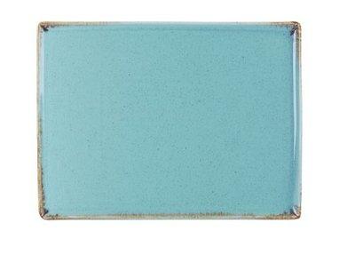 Schaal rechthoekig 35 x 26 cm Sea Spray
