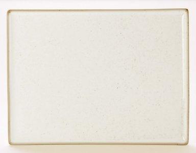 Schaal rechthoekig 35 x 26 cm Oatmeal