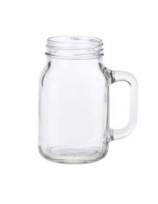 Glazen beker Mason Jar 68 cl