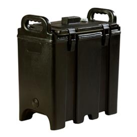 Soepcontainer 13 liter zwart Cateraide