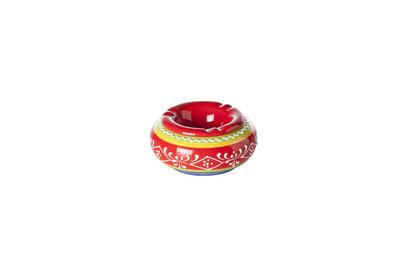 Asbak 10,5 cm Sombrero Red