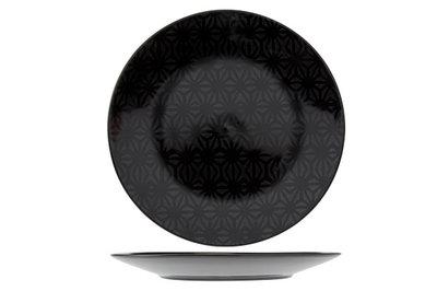 Dessertbord 21,5 cm Spider Black