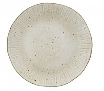 Bord 31 cm Rustico Oyster