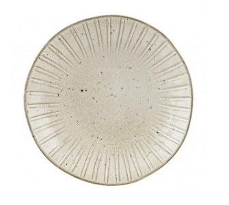 Coupe bord 26,5 cm Rustico Oyster