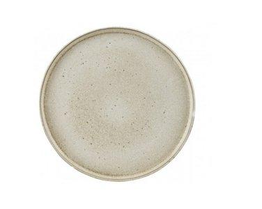 Bord 26,5 cm Rustico Oyster