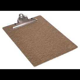 Menu clipboard A4 bruin