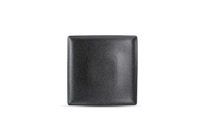 Bord 26 x 26 cm Dusk zwart