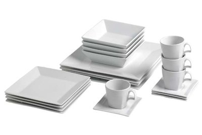 Sweety Classic dinerset - 20dlg
