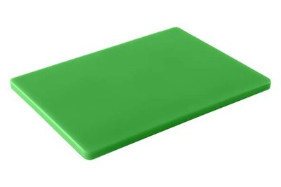 Professionele snijplank 530x320mm groen