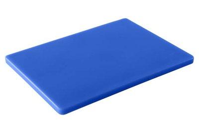 Professionele snijplank 530x320mm blauw