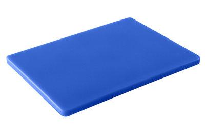 Professionele snijplank 400x300mm blauw