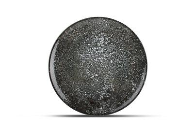 Bord plat 27 cm Cosmos Black