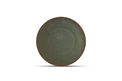 Bord 21 cm Yong Cirro Green