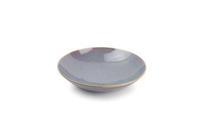 Diep bord 21 cm Yong Cirro Blue