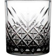 Whiskey glas 35,5 cl zwart Timeless